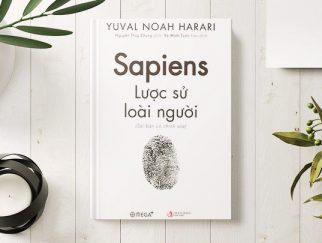 review sách Sapiens lược sử loài người