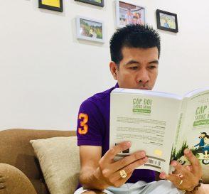 review sách cặp đôi thông minh sống trong giàu có