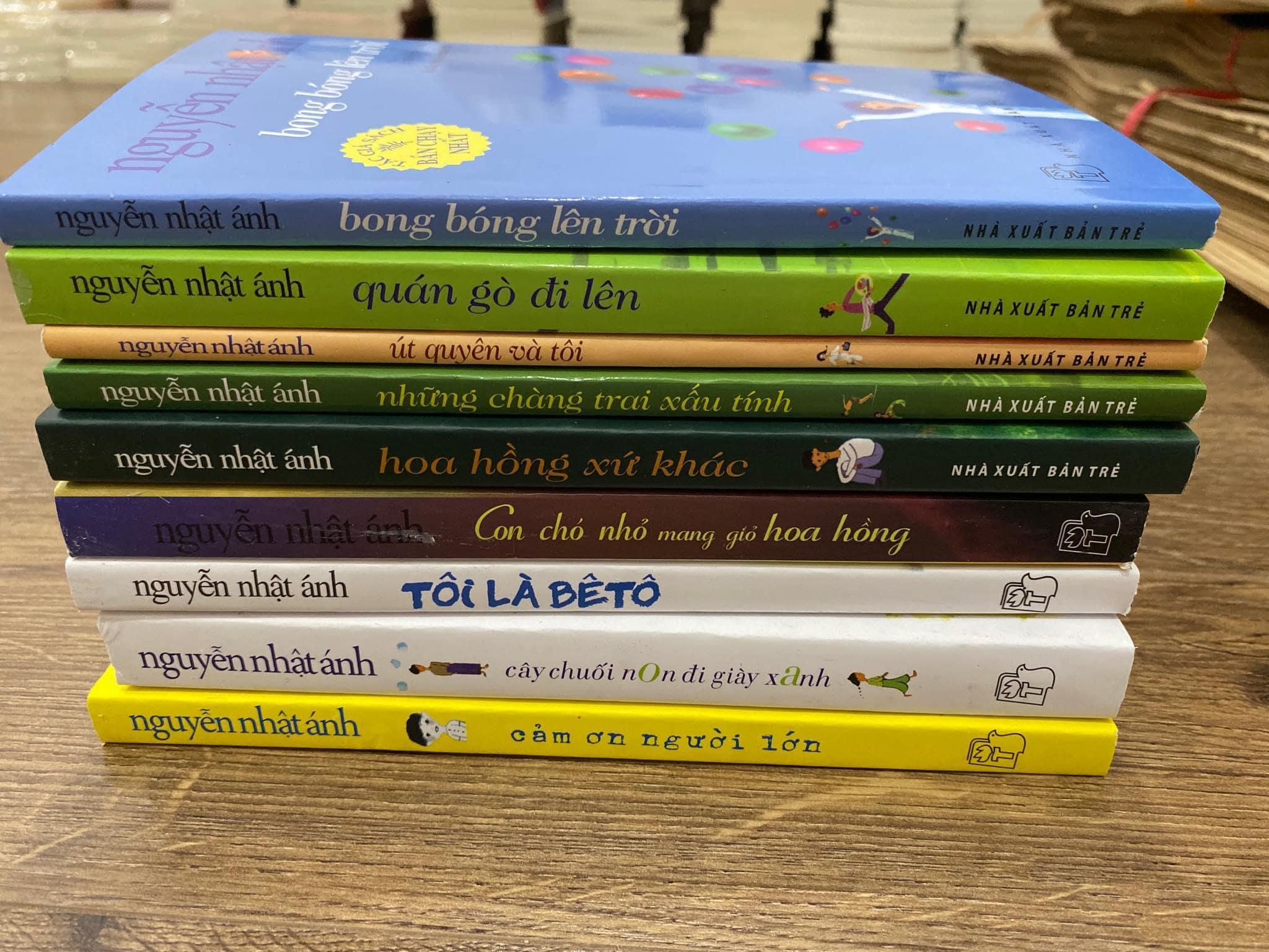 Sách hay của Nguyễn Nhật Ánh